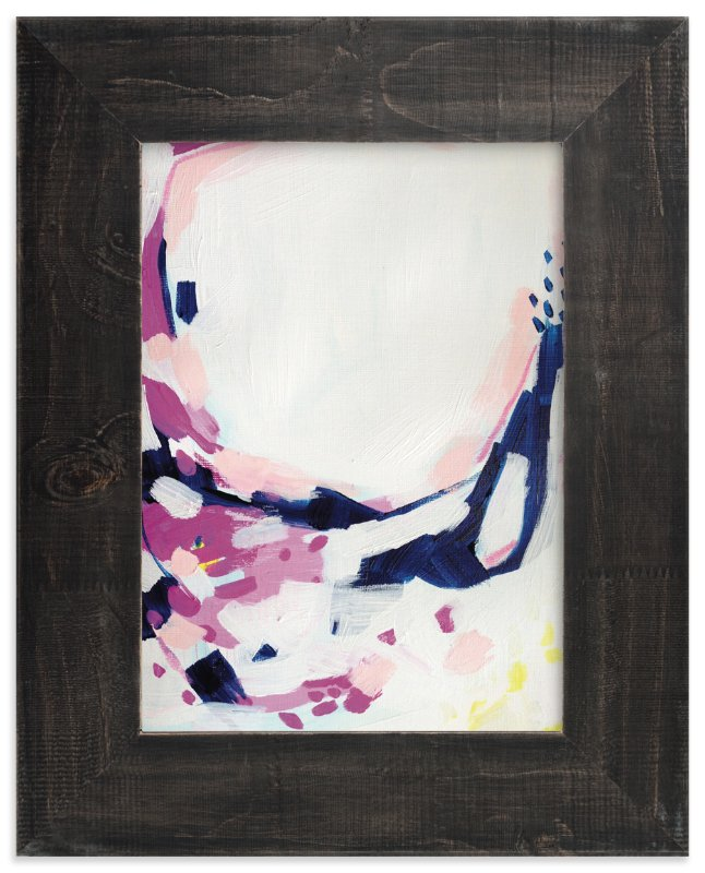 """""""Swing"""" - Limited Edition Art Print by Katie Craig in beautiful frame options and a variety of sizes."""