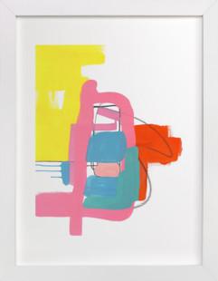 Composition 2 Art Print
