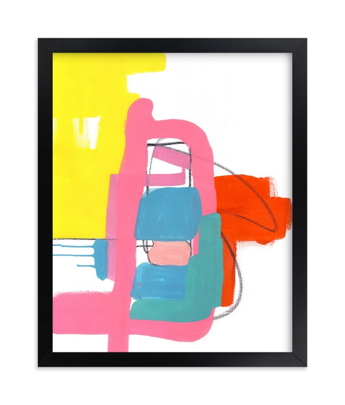 """Composition 2"" - Limited Edition Art Print by Jaime Derringer in beautiful frame options and a variety of sizes."
