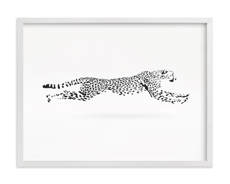 """""""Golden Gait"""" - Limited Edition Art Print by Andrew McClintock in beautiful frame options and a variety of sizes."""
