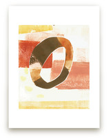 Circle Swatch II by KATE QUALE