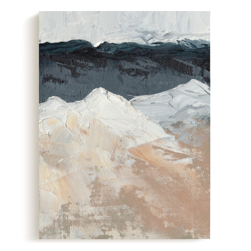 Mountain Movements Fine Art Print