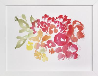 Fresh Floral Art Print