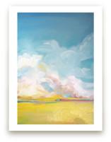 Summer Winds Art Prints
