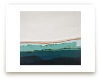 Coastal Bluff by Caryn Owen