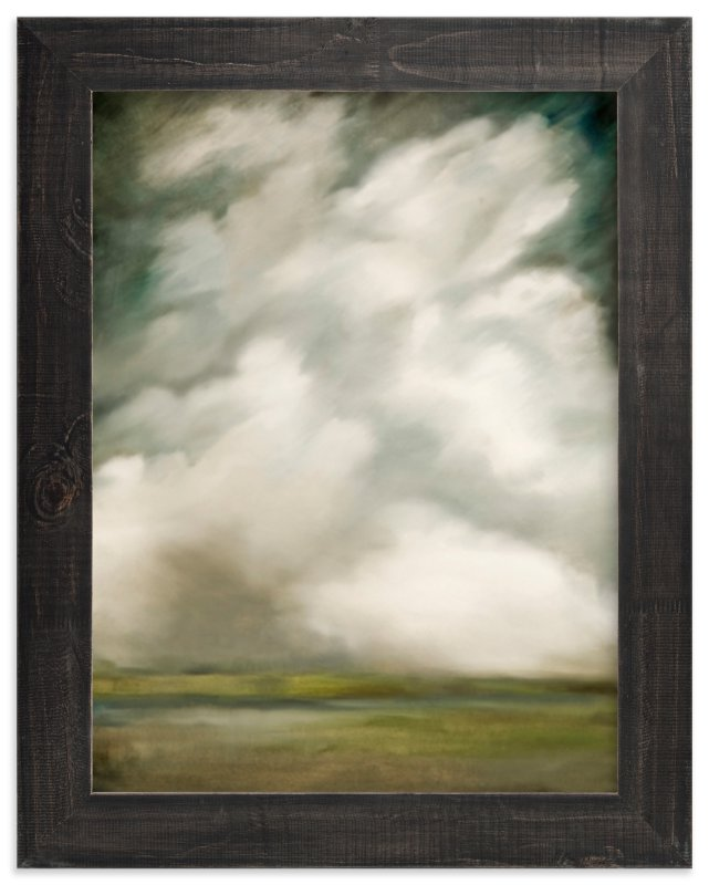 """Gentle Tempest"" - Limited Edition Art Print by Kelly Money in beautiful frame options and a variety of sizes."