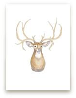 Deer Mr. Buck