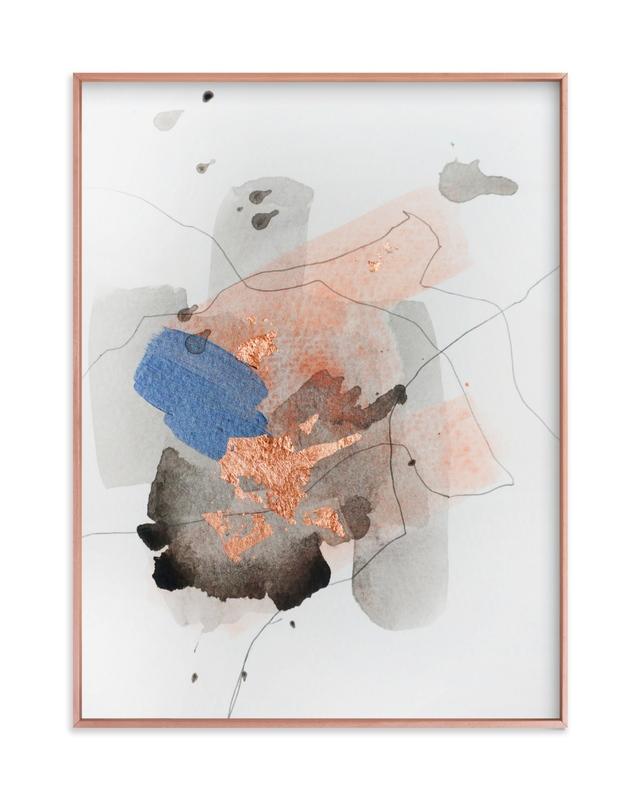 Divide #2 Art Print