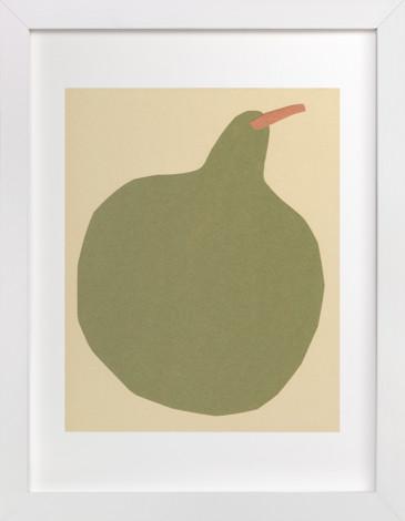 Big Pear Art Print