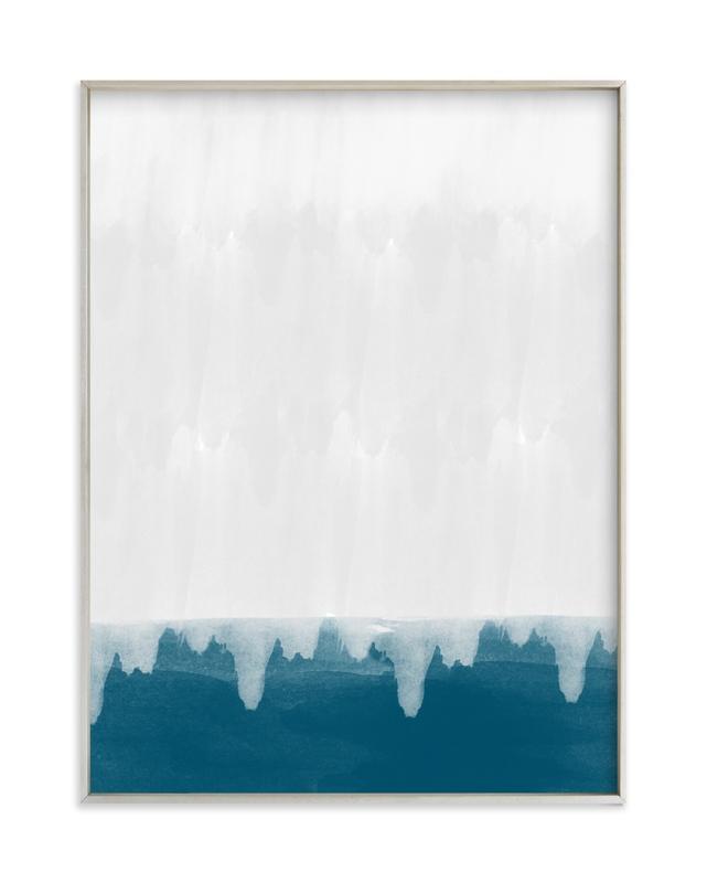 Rain Storm I Art Print
