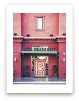 Vintage Hollywood and Vine No.6 Art Prints