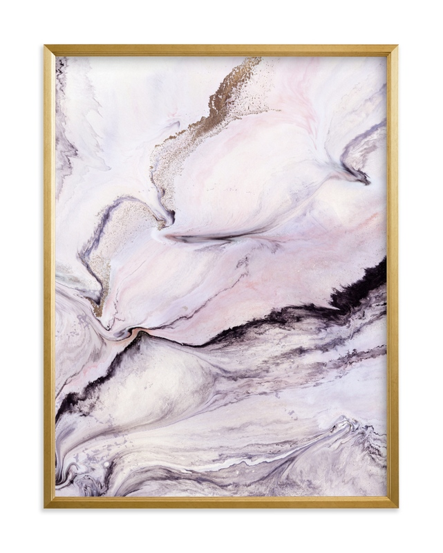 """""""Beneath the Layers"""" - Limited Edition Art Print by Melanie Severin in beautiful frame options and a variety of sizes."""