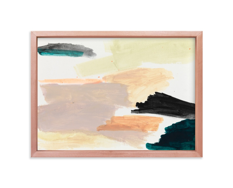 """""""Summer Skies"""" - Limited Edition Art Print by Lauren Packard in beautiful frame options and a variety of sizes."""