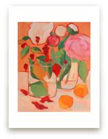Orange Flirt by Lynne Millar
