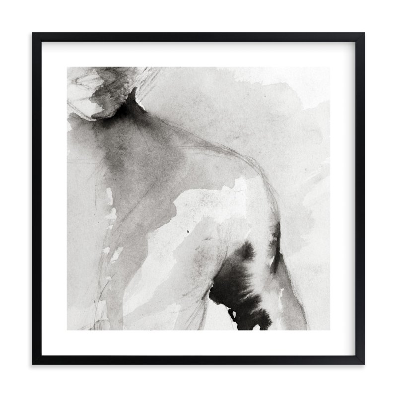 """""""As You Are"""" - Limited Edition Art Print by Karen Kaul in beautiful frame options and a variety of sizes."""