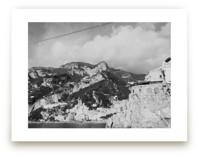 Amalfi Cliffs by Amanda Radziercz