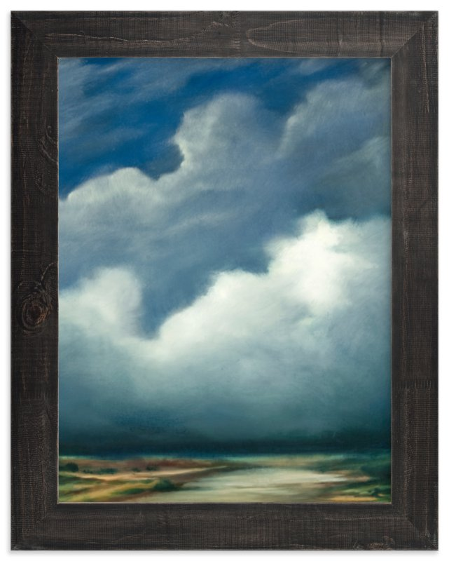 """""""Afternoon Fog"""" - Limited Edition Art Print by Kelly Money in beautiful frame options and a variety of sizes."""