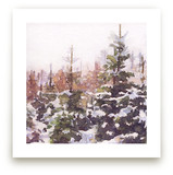 Winter in Sweden by Little Ivy Paper Goods