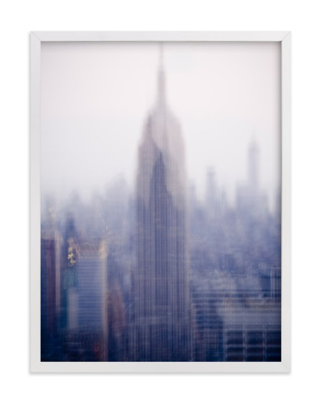 empire state Art Print