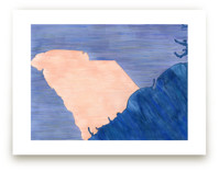 South Carolina in Paint