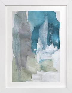 Sea Glass No. 2 Art Print