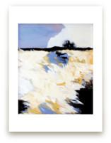 Snowscape 1 by Megan Kelley