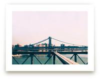 Bridges Of New York #8 by ALICIA BOCK