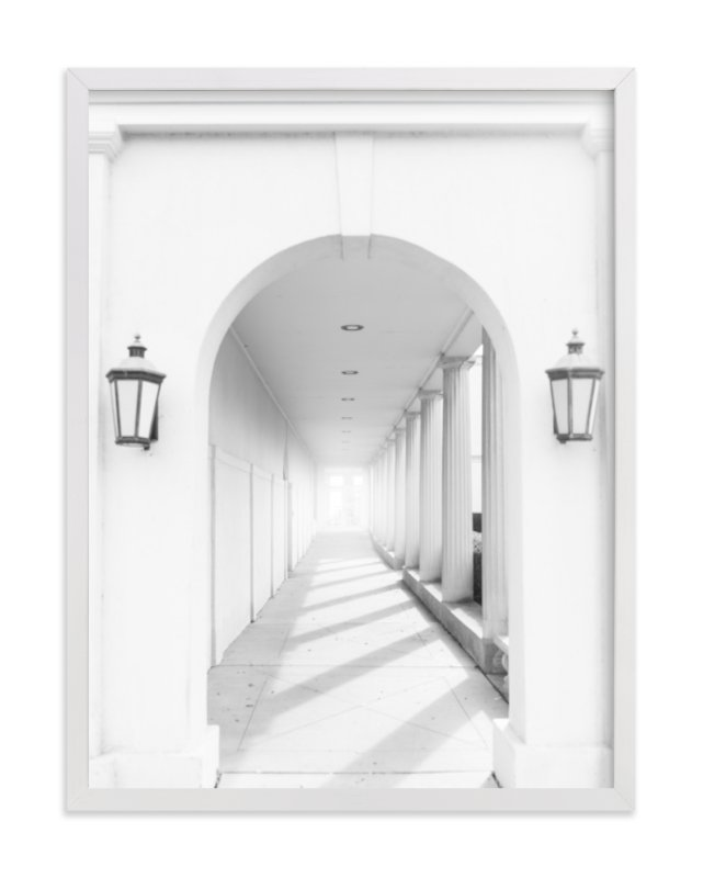 """""""Arches"""" - Limited Edition Art Print by Ilze Lucero in beautiful frame options and a variety of sizes."""