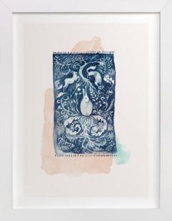Dream Rug Art Print