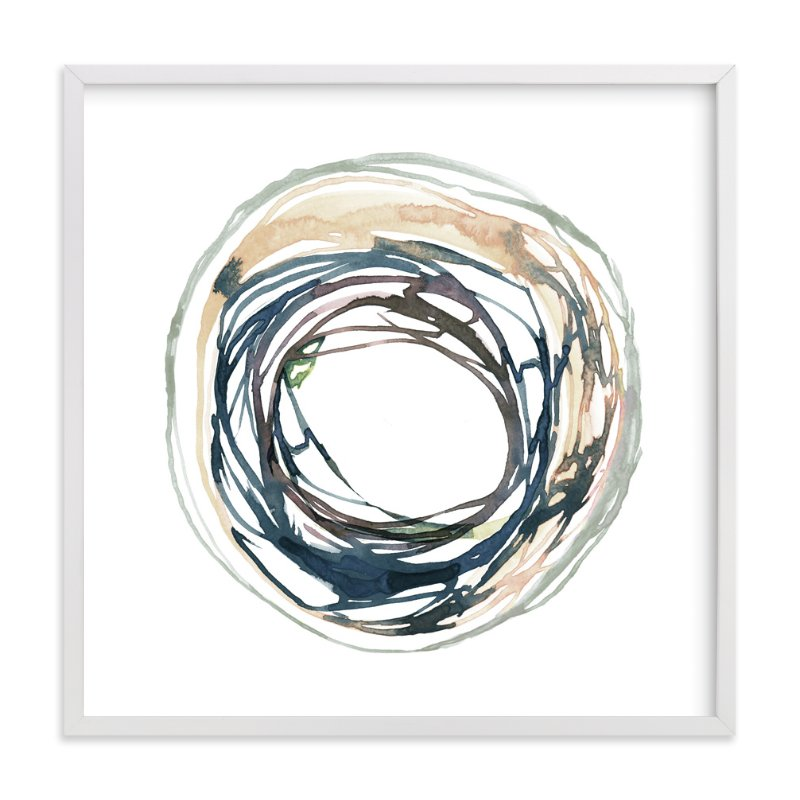 """Soma"" - Limited Edition Art Print by Kelly Ventura in beautiful frame options and a variety of sizes."