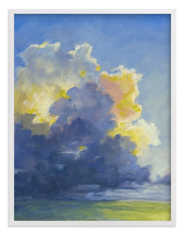 """A Better Day"" - Limited Edition Art Print by Stephanie Goos Johnson in beautiful frame options and a variety of sizes."