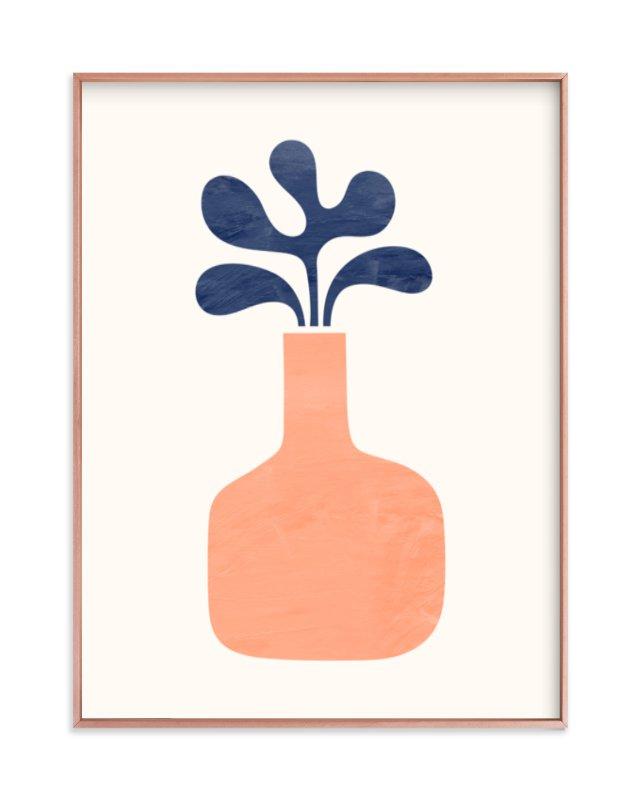 Modern Vase #1 Art Print