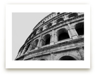 Coliseum of Rome by Amanda Radziercz