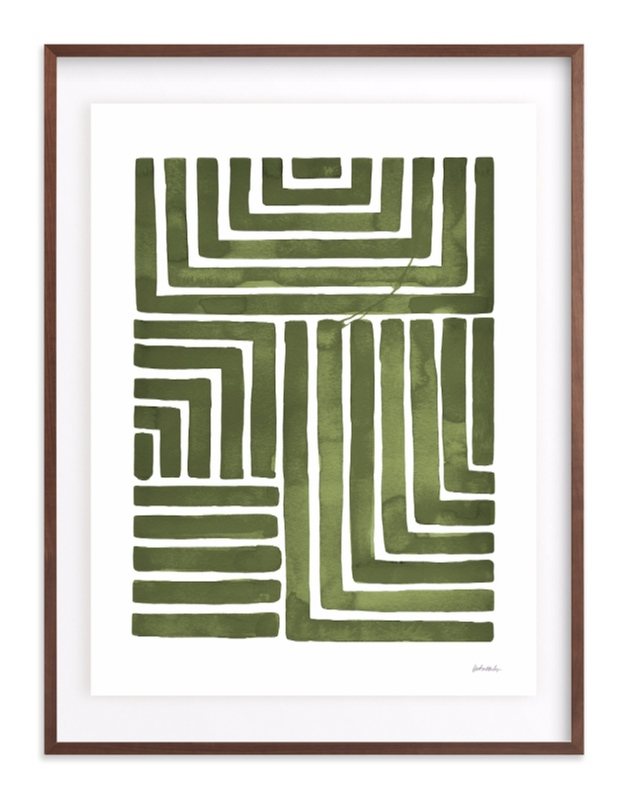 Hard & Soft Art Print
