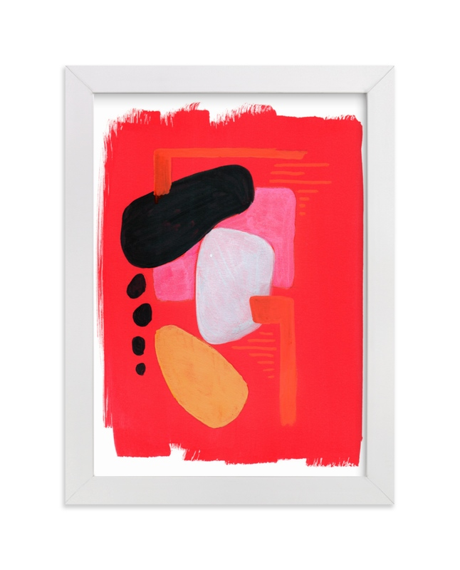 """""""Wow, That is Bright!"""" - Limited Edition Art Print by Lisa Travis in beautiful frame options and a variety of sizes."""