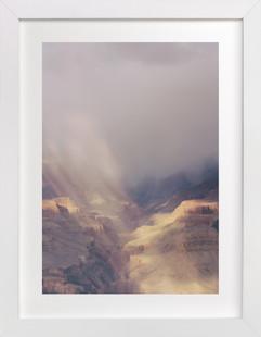 Canyon Light Art Print