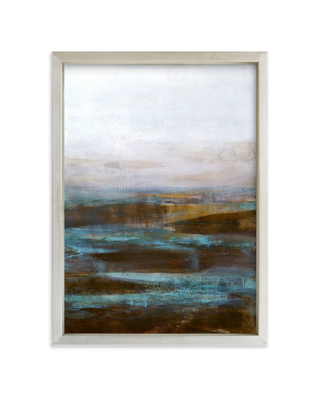 """""""Tranquil Pools"""" - Limited Edition Art Print by Melissa Marquardt in beautiful frame options and a variety of sizes."""