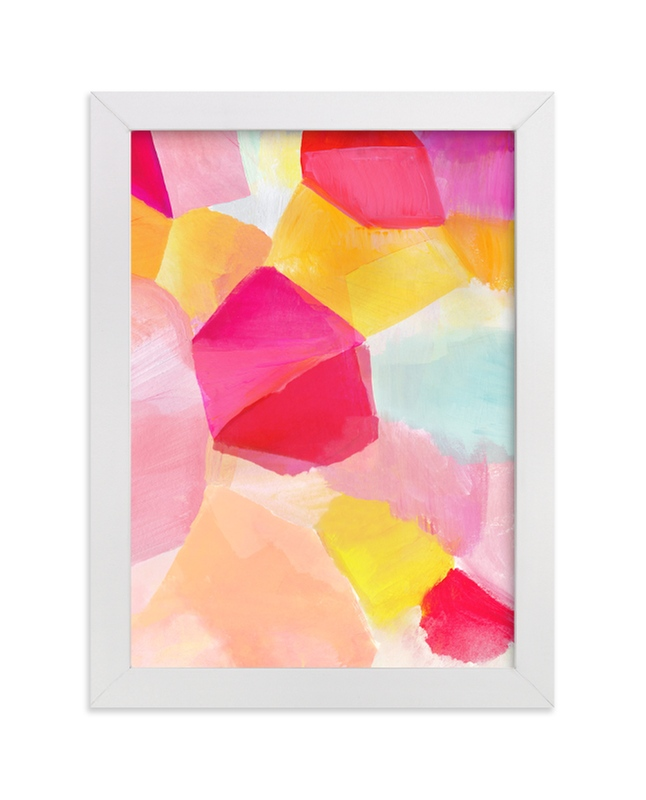 """Fragment 2"" - Limited Edition Art Print by Hooray Creative in beautiful frame options and a variety of sizes."