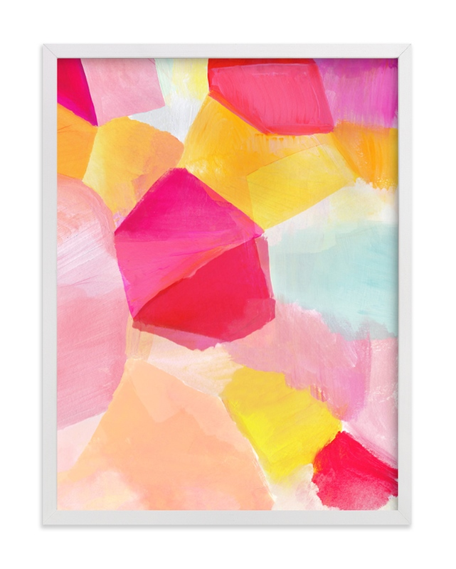 """""""Fragment 2"""" - Limited Edition Art Print by Hooray Creative in beautiful frame options and a variety of sizes."""