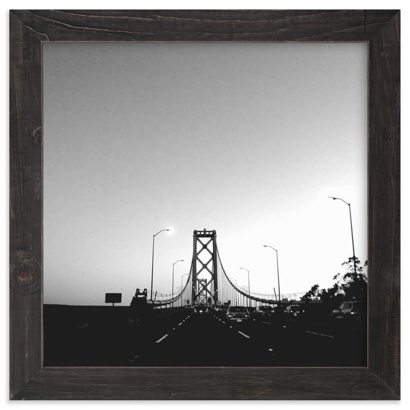 """""""The Commute"""" - Limited Edition Art Print by Christopher Morben in beautiful frame options and a variety of sizes."""