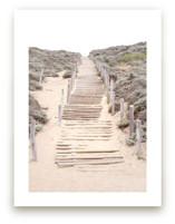 Sandy San Franciscan Steps