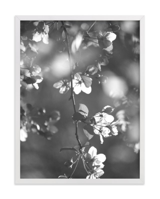 """""""Vintage Blossoms"""" - Limited Edition Art Print by Heather M. Roberts in beautiful frame options and a variety of sizes."""