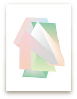 Triangle Junction by Kisco Print Shop