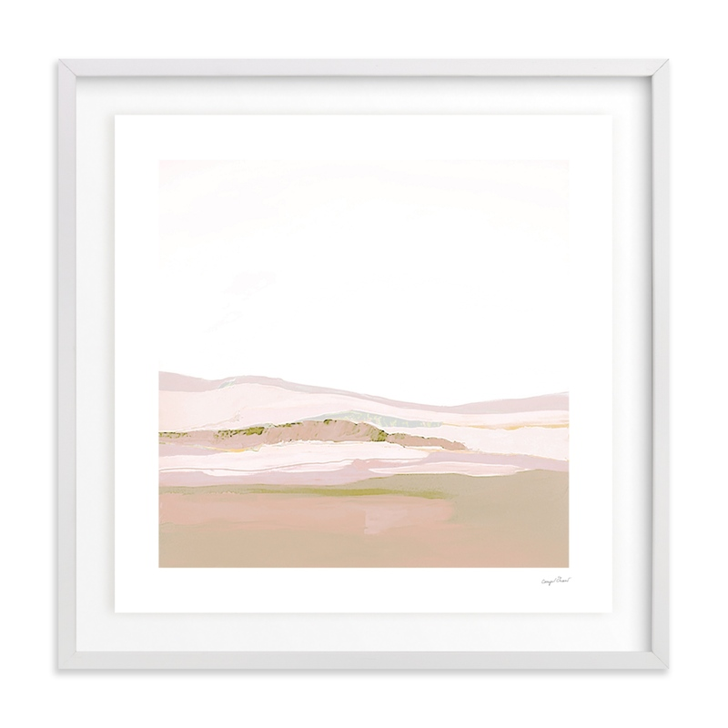 Pacific Seascape Art Print