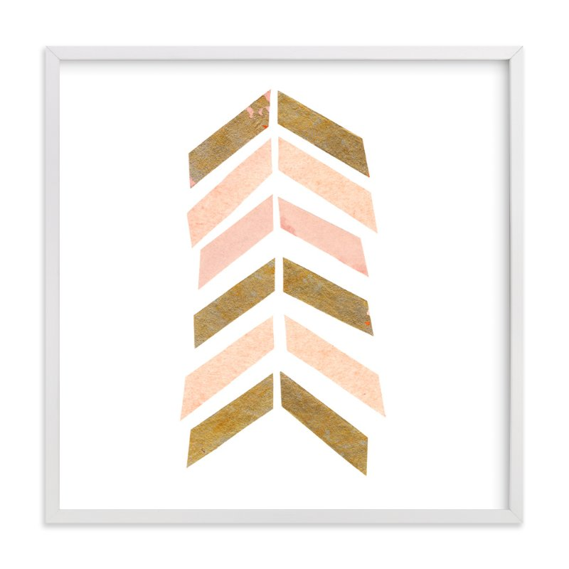 """""""Abstract Muted 3"""" - Limited Edition Art Print by Kelly Nasuta in beautiful frame options and a variety of sizes."""