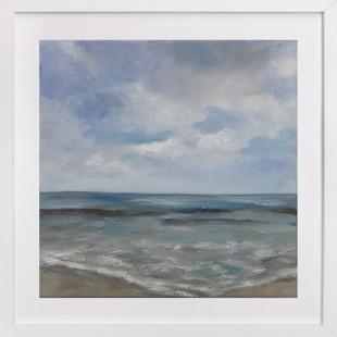 Annenberg Beach Art Print