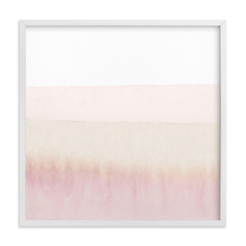 """""""Sunup"""" - Limited Edition Art Print by Sadie Holden in beautiful frame options and a variety of sizes."""