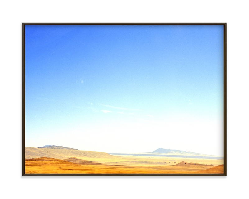 """""""Open"""" - Limited Edition Art Print by Sasquatch Mansfield in beautiful frame options and a variety of sizes."""