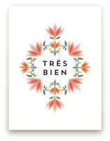 TRÈS BIEN by Melanie Kosuge