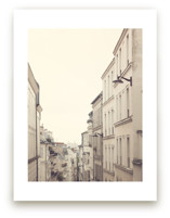 Montmartre Unique Persp... by Caroline Mint